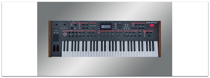 Dave Smith enthüllt den neuen Prophet 12 Analog Synthesizer