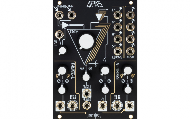NAMM Show 2019 – Make Noise QPAS