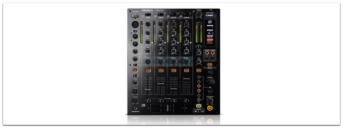 Musikmesse 2013 – RELOOP präsentiert RMX-80 Digital DJ-Mixer