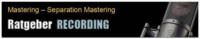 Mastering – Separation Mastering