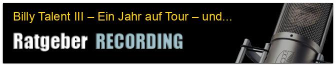 Billy Talent III – Ein Jahr auf Tour – und kein bisschen leise!