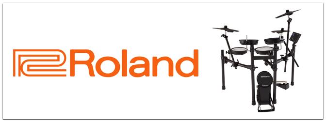 Neue Roland V-Drum Sets: Roland TD-07KV & TD-27K