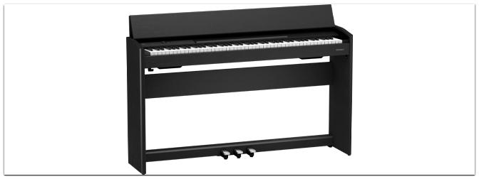 Roland F701 kompaktes Digitalpiano