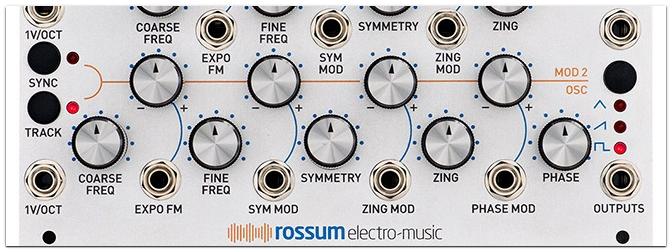 NAMM Show 2019 – Rossum Electro-Music TRIDENT