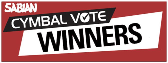 NAMM 2014 – Sabians Cymbal Vote Sieger