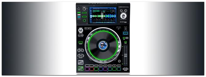 DENON DJ – SC5000 PRIME – Jetzt erhältlich!