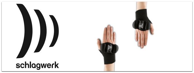 SCHLAGWERK Shake Hand – Für öfter mal die Hände schütteln