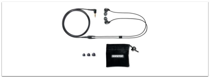 Shure SE112 – der neue Sound Isolating Ohrhörer von Shure