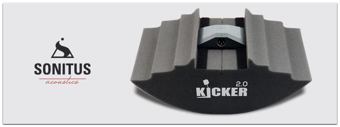 Neu von Sonitus: der Kicker 2.0