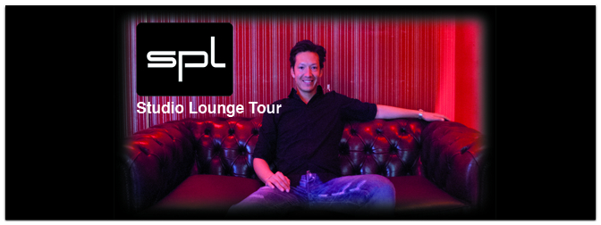 SPL Studio Lounge Tour am 26.10.2012 in den Maarweg Studios, Köln