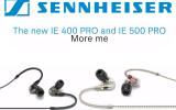 NAMM Show 2019 - Sennheiser IE 400 und IE 500