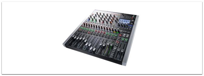 NAMM 2014 – Soundcraft stellt das neue SI Performer 1 Digitalmischpult vor
