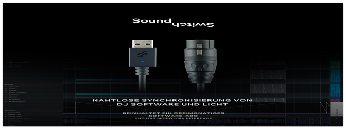 Soundswitch Micro DMX Interface