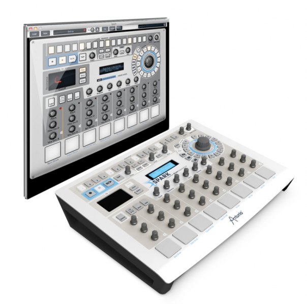 NAMM 2011: Arturia Spark – Beat The Future!
