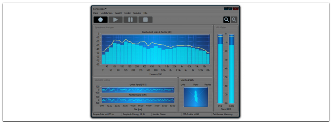 Sonoscope 4 von LS Software veröffentlicht