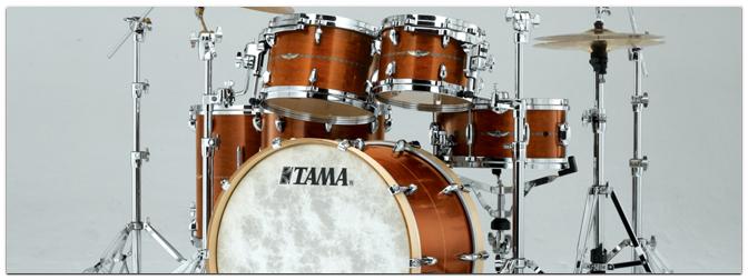 MUSIKMESSE 2013 – Neue Drum Serie von TAMA
