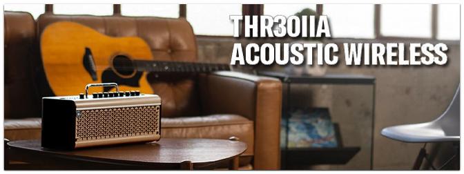 Yamaha THR 30 IIA Acoustic Guitar Amplifier