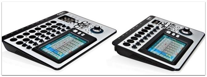 QSC TouchMix Compact Digital Mixers ab November erhältlich