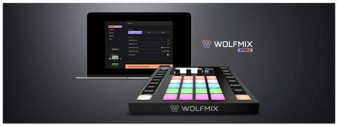 Wolfmix W1 – Bald bei uns erhältlich
