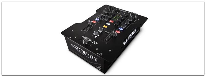 NAMM 2014 – ALLEN&HEATH präsentiert neuen 2-Kanal DJ-Mixer