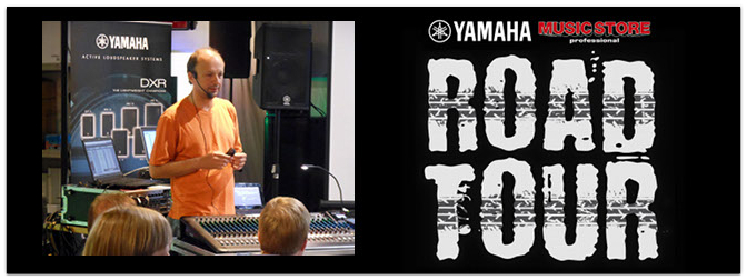 Yamaha Pro Audio Essentials Road Tour 09.09.2015