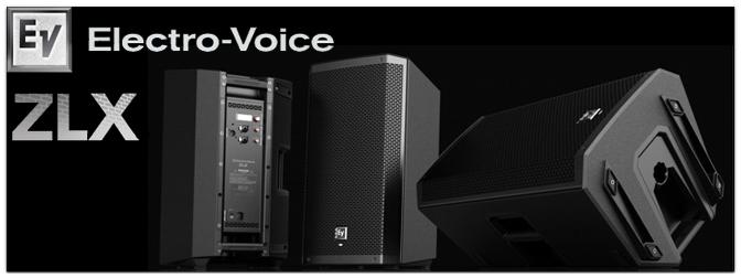 Electro Voice ZLX-Serie