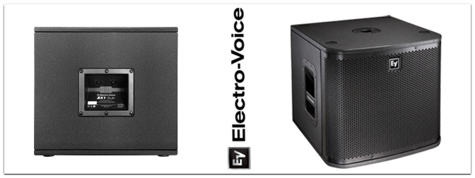 "Electro-Voice ZX1-Sub – Passiver 12"" Subwoofer"
