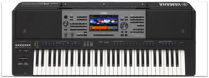 YAMAHA PSR-A5000 – Sounds aus 1001 Nacht