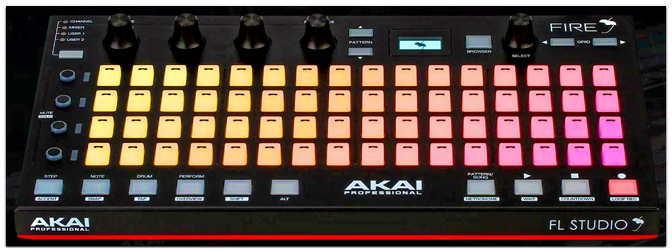 Akai FIRE – Ignite Your Production Aktion