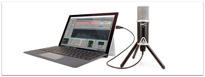 Apogee Mic 96k – USB-Mikrofon mit überragender Qualität