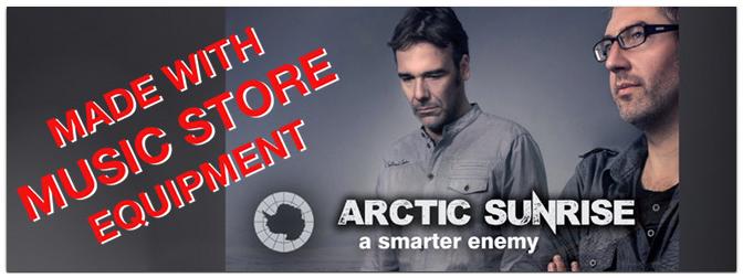 Arctic Sunrise – Produziert mit Equipment vom Music Store