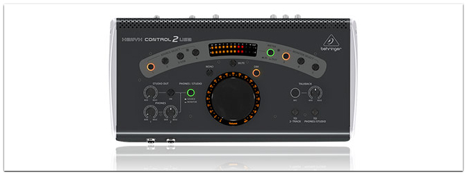 USB-Audio-Interface von Behringer