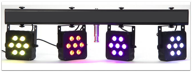 lightmaXX CLS LED-Bar Lichtsysteme