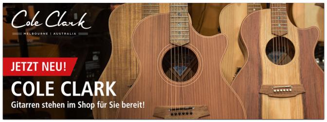 Cole Clark Gitarren aus dem sonnigen Australien