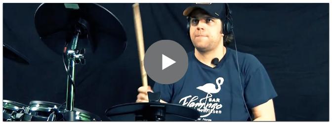 Fame DD-6600: Der Test zum neuen E-Drum Set jetzt auf YouTube