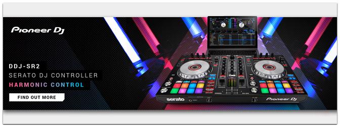 PIONEER DJ stellt den DDJ-SR2 vor!