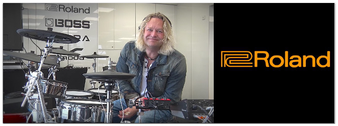 Video-Demo der ROLAND SPD-One Serie