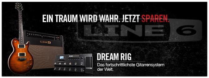Line6 Dream Rig