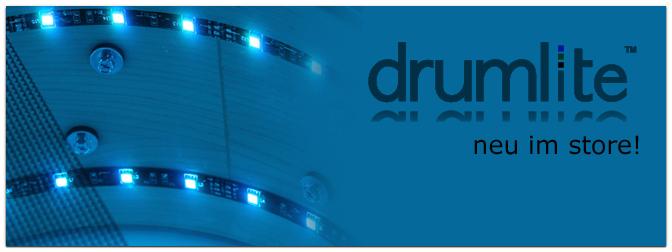 DRUMLITE jetzt neu im Music Store!