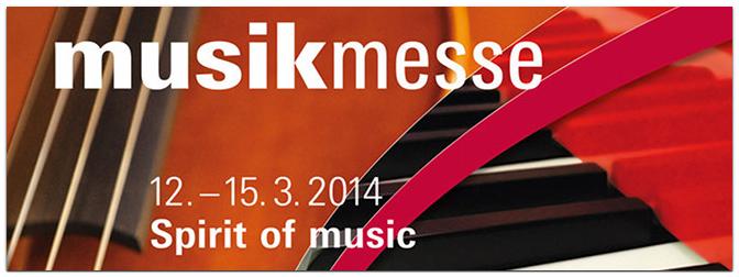 MUSIC STORE TV auf der Musikmesse 2014