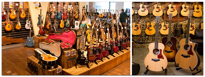 MUSIC STORE Guitar Heaven Musikmesse 2016