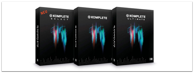Native Instruments kündigt KOMPLETE 11 an!