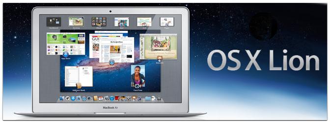 OSX Lion – was Sie wissen sollten…