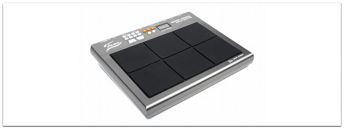 FAME MDP-4000 E-Drum-Pad: Das kleine Kraftpaket !!!