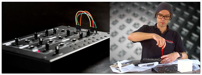 Wir basteln uns einen MOOG Synthesizer Werkstatt-01
