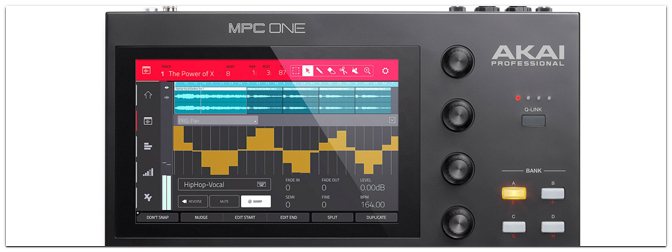 Akai MPC One – Ready for take off!