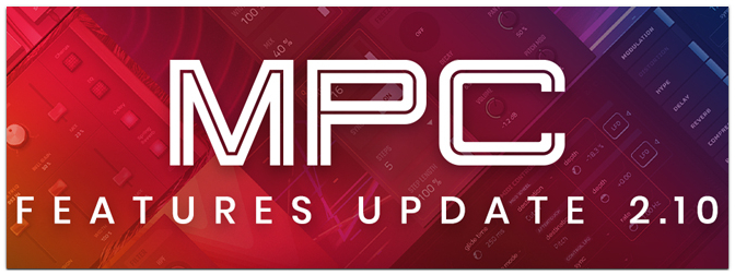 OS 2.10 – ein Meilenstein in der MPC Geschichte