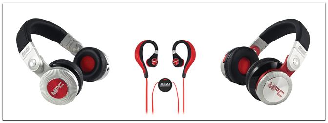 NAMM SHOW 2013 – AKAI PROFESSIONAL stellt  MPC Kopfhörer vor