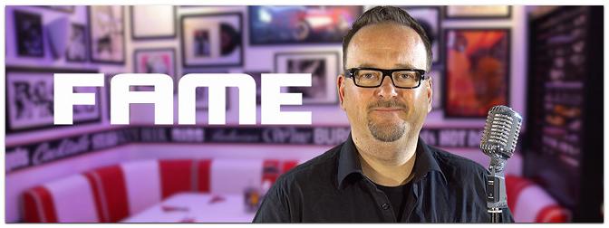 FAME MS 55 Elvis Mikrofon mit USB für PC und Mac