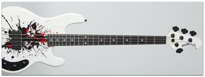 Music Man Sting-Ray Bass